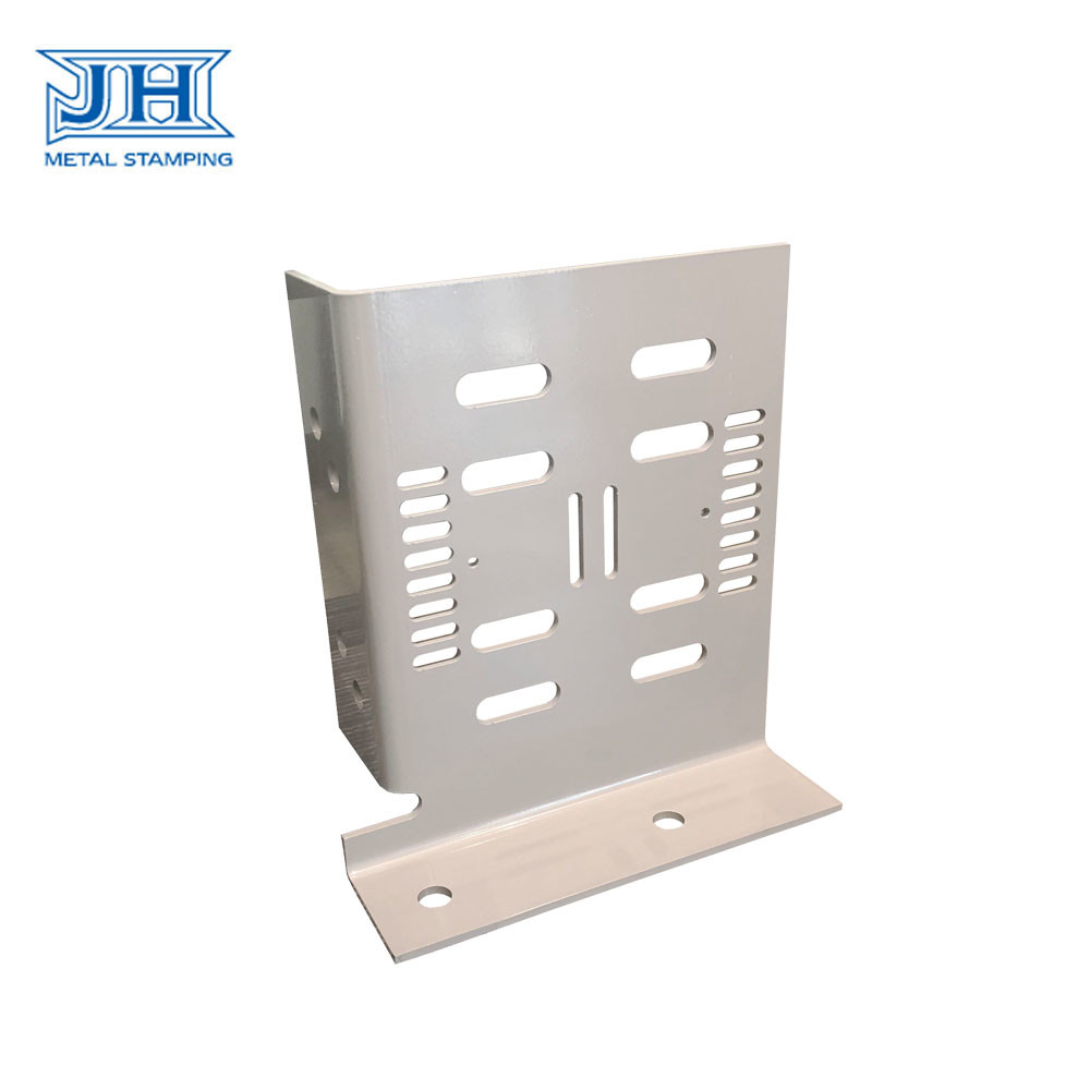 JH Elevator Brackets Sheet Metal Steel Stamping Part  Ustom Support Component