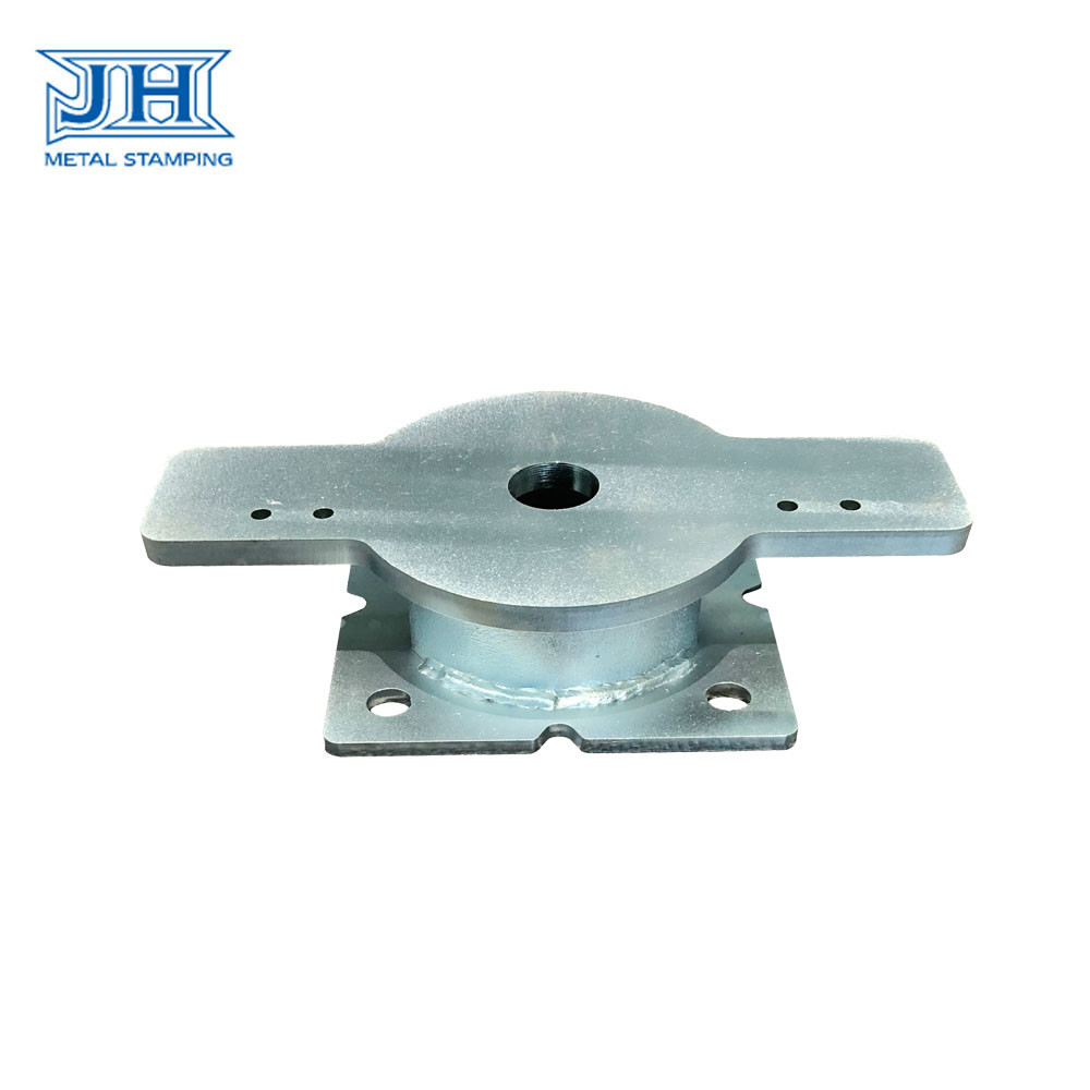 Heavy Duty Stamping Welding Support Parts