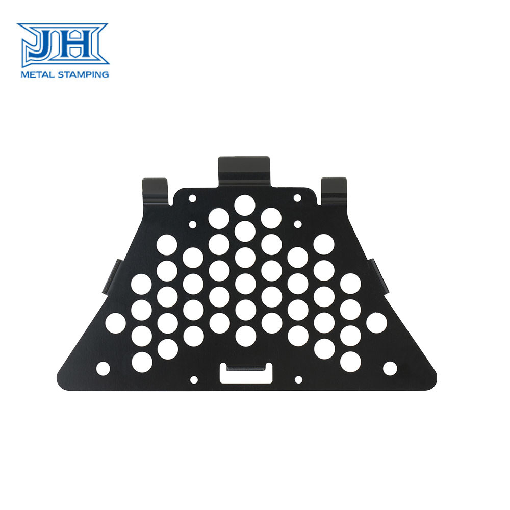 Customized Laser Cutting Components Sheet metal steel stamping parts with powder coating
